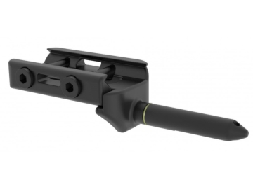 Neopod adapter for Picatinny rail